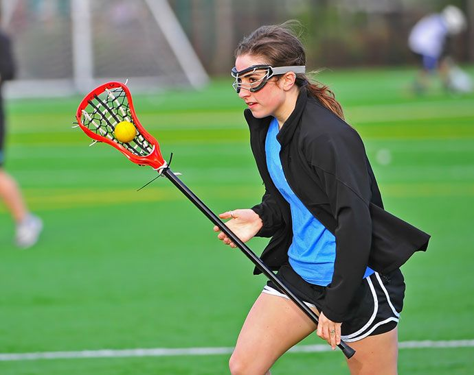 best women's lacrosse heads for attack