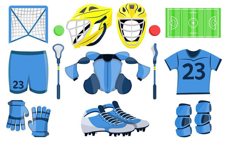 best lacrosse shoulder pads for attack