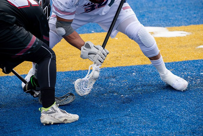 top lacrosse goalie heads