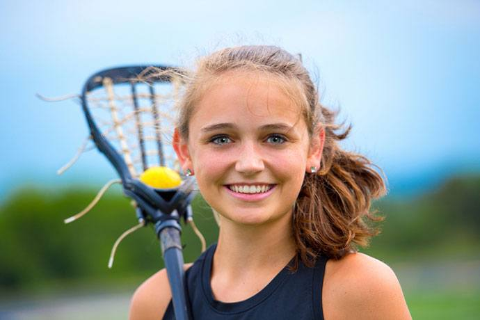 lacrosse gifts for girl