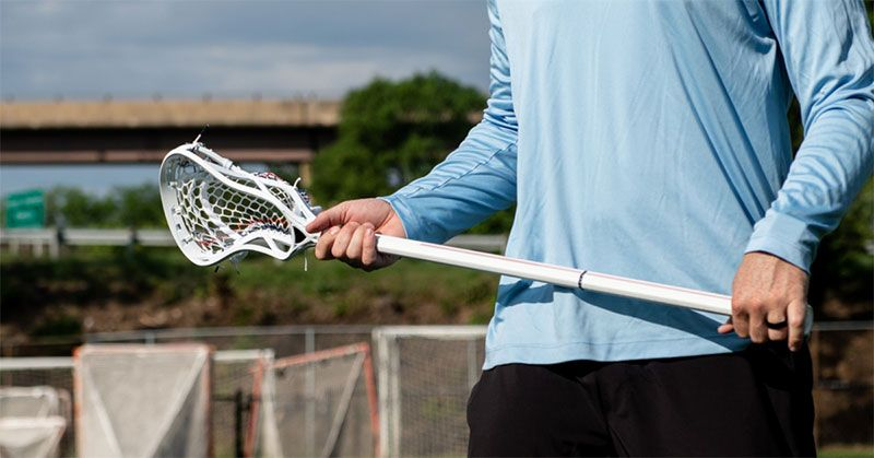 how to string a lacrosse head