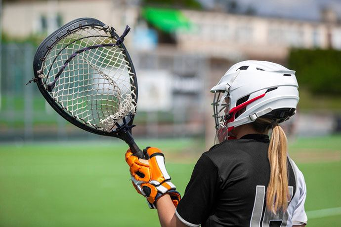 best women's lacrosse sticks for middies